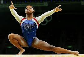 Simone biles took bronze on the balance beam. Txeabwijdnjqdm