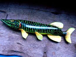 hand carved fishing lures interview with ben