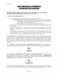 Paralegal Cover Letter No Experience Jobesume Sample Samples How