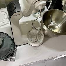 Review Máy đánh trứng để bàn Bosch Mum54A00 - Công suất 900W - Mê Đồ Ngọt