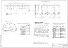 Строительство курсовые работы и дипломные работы Чертежи РУ Курсовой проект Определение уровня износа здания Жилого 2 этажного здания 1947 года постройки