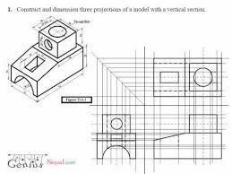 engineering drawing video tutorial geniusnepal