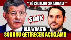 Ahmet Davutoğlu'ndan Berat Albayrak'ın Sonunu Getirecek Açıklamalar -  YouTube