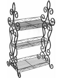 tiered iron plant stand. Classic Metal Plant Stand Potted Flower Holder With Tiered Iron
