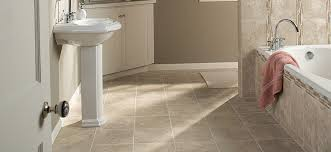 dorian grey 12 x 12 floor tile on the floor wall and tub surround features