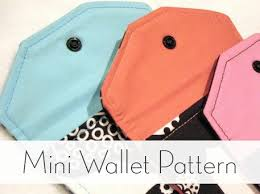 Free Sewing Patterns For Beginners Beauteous Free Wallet Sewing Pattern For Beginners Craftfoxes