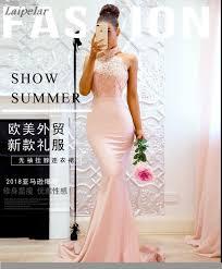 <b>Laipelar</b> Robe De Soiree Mermaid Burgundry Long <b>Dress Party</b> ...
