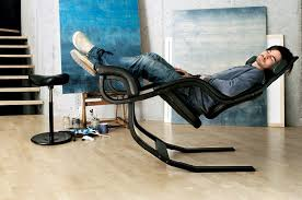 gravity balans chair. Contemporary Balans Gravity Balans U2013 The Zero Recliner Chair By Varier Tweet On S