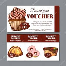 Template: Lunch Voucher Template Gift Coupon For Restaurant Flyer ...