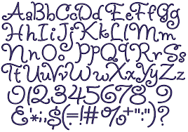 different letter fonts ootc8h3t