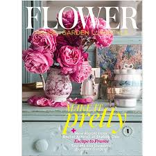 flower magazine subscription flower