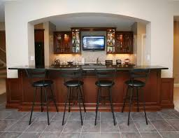 Basement Wet Bar Design Gorgeous Back Bar Ideas Home Decor Ideas Khodrous