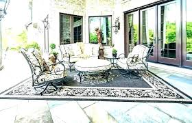 plastic patio rug post extra large outdoor rugs plastic patio