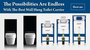 aquia wall hung toilet unique