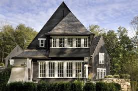 House With Black Trim Black Painted House Elegant All Of The Exterior French Doors And