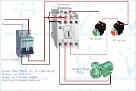 ac contactor wiring diagram kanvamath org wiring diagram for contactor underfloor heating awesome magnetic contactor diagram everything you need to