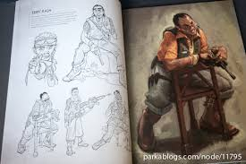 the art of the uncharted trilogy 03