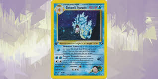 If this pokémon is your active pokémon and is damaged by an opponent's attack (even if this pokémon is knocked out), put 2 damage counters on each of your benched pokémon. Pokemon The 10 Most Valuable Gyarados Cards