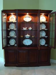 The Art Of Accessorizing A China Cabinet Matt And Shari