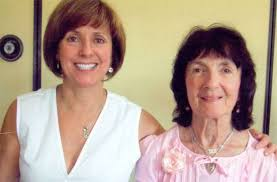 Wendy Burke, left and her mother Dee Barrett. Both are... 176528 -  Connecticut Post
