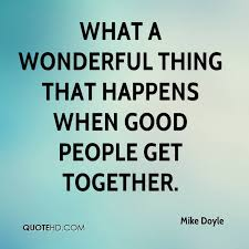 Quotes About Good People Awesome Mike Doyle Quotes QuoteHD