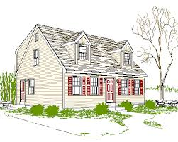 Cape Cod House Plans  Architectural DesignsCape Cod Home Plans