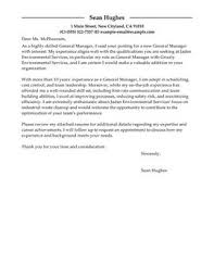 Executive Cover Letter Examples Leading Management Cover Letter Examples Resources