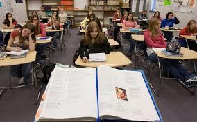 study single sex education offers no benefits al jazeera america students listen during an all girl ninth grade english class at arrowhead high school in ldquo