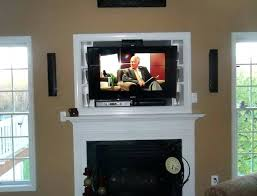 wall mounted fireplace ideas electric