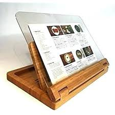 recipe book stand book stand target cook book holder awesome international bamboo acrylic cookbook target within recipe book stand
