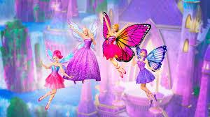 Công Chúa Barbie - Barbie Mariposa And The Fairy Princess (2013) - Thuyết  Minh ⋆ VUA PHIM HD