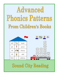 Phonetic Chart Sound For Kindergarten Advanced Sound Charts Sound City Reading