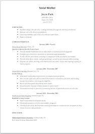 Child Care Resume Templates Free Child Care Resume Templates Free