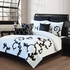 black white and gold bedding 9 piece cal king ss black and white comforter set black