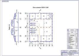 Диплом Организация и технология шиномонтажных работ в АТП Производственный корпус АТП