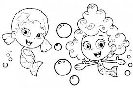Nick Jr Coloring Pages Printable Color Bros