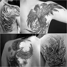 пин от пользователя Tattoo Ideasru на доске тату феникс Vida и