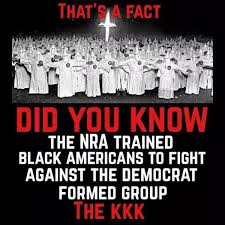 Image result for NRA supports black people