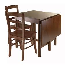 dining table set with leaf. View Larger Dining Table Set With Leaf