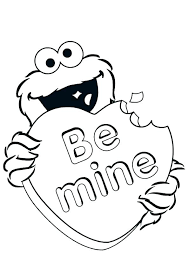 Monster Coloring Pages Printable Monster Coloring Page Monster