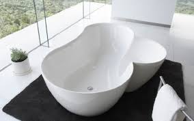 double bathtubs for romantic moments 5
