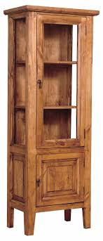 rustic curio cabinet. Plain Rustic Rustic Pine Curio Cabinet Rusticpinefurniture Inside