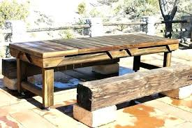 rustic outdoor furniture. Rustic Outdoor Table Dining Furniture Teak Wood Tables For Sale I