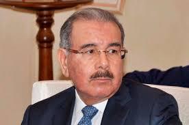 Resultado de imagen para El presidente dominicano, Danilo Medina,