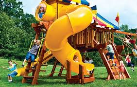 Swirly Slides Spiral Tube Slide 360 138