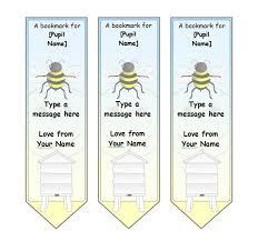 Free Bookmark Templates 40 Free Printable Bookmark Templates Free Template Downloads