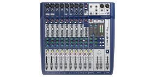Signature 12 | Soundcraft - Professional Audio Mixers