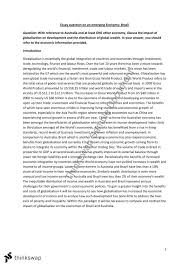 a paper for school data analysis thesis example participants top macroeconomics essay