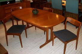 lovely ideas teak dining table and chairs teak wood table and clic scandinavian teak dining room