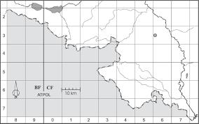 Distribution of Rubus divaricatus P. J. Müll. in SE Lower Silesia ...